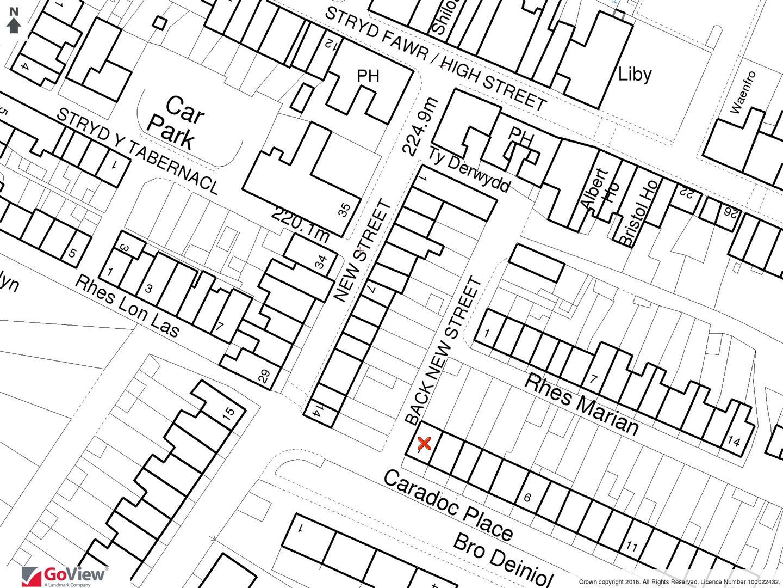 Caradog Place, Deiniolen, Caernarfon